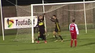 Teaser MDA Foot Vs FC Villefranche Beaujolais