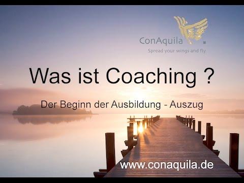 Coaching in Abgrenzung zum Training und zur Beratung