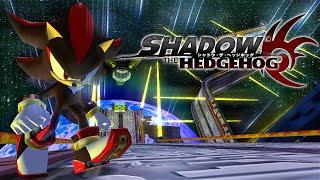 Shadow the Hedgehog - Space Gadget (Dark) - Japanese - 4K HD 60Fps