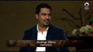 Conversando con Cristina Pacheco - Rodrigo Flores