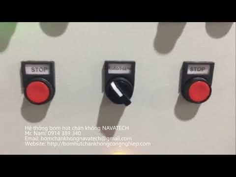 Hệ thống bơm hút chân không vòng dầu 1 cấp Doovac Mr. Nam 0914 389 340