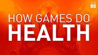 How Games Do Health   Game Maker's Toolkit