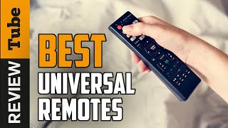 ✅ Remote: Best Universal Remote 2021 (Buying Guide)