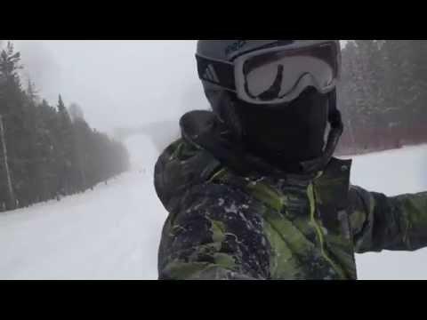 Видео: Видео горнолыжного курорта Спорт-экстрим / Златоуст в Челябинская область