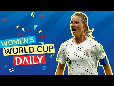 Henry and France march on | Women's World Cup Daily
