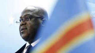 l'Union Européenne soutient Félix TSHISEKEDI