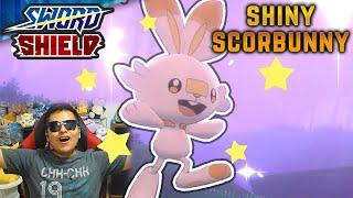 Raboot  - (Pokémon) - UN CONEJIN BRILLANTE ! Reacción 🌟 Pokémon Espada & Escudo   Shiny Scorbunny, Raboot & Cinderace