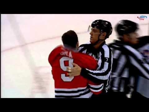 Scott Valentine vs. Bobby Shea