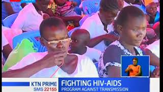 Fighting Hiv-Aids: Preventing mother-child transmission