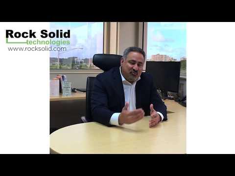 Guayacán Giving Day presenta a Ángel Pérez de Rock Solid Technologies y su razón para dar