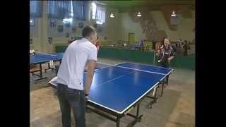 Настольный теннис - Мастер спорта - С утра до вечера