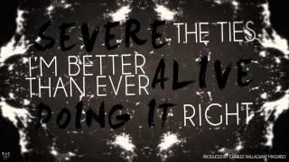 Ronnie Radke - Blacklist (feat. B.Lay) (Official Lyric Video)