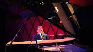 Jon McLaughlin SUMMER IS OVER / DOESN'T MEAN GOODBYE @ Rockwood Music Hall NYC 9/17/14