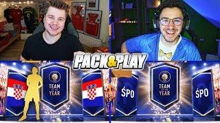 HISTORIA SIĘ POWTÓRZY?!  😱 TOTY PACK&PLAY!!! 🔥 FIFA 19