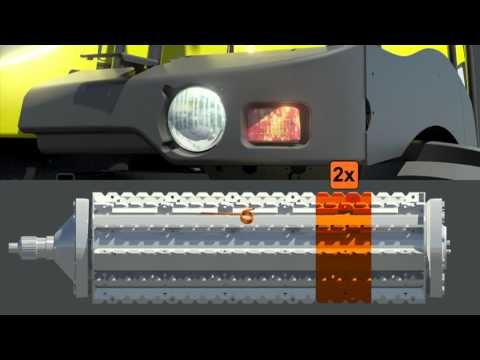 New Holland - Metaloc Metal Detection System