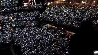 Super Bowl 46 Halftime Show - In Stadium - Madonna, Cee-Lo, Nicki Minaj, MIA
