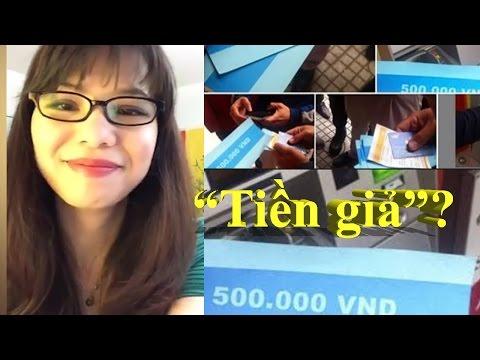 Xôn xao cộng đồng mạng vụ Hà Nội: Rút ATM nhận 'tiền giả' mệnh giá 500.000