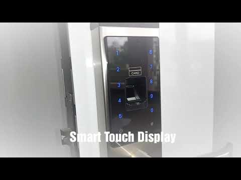 X Eco Digital Door Lock