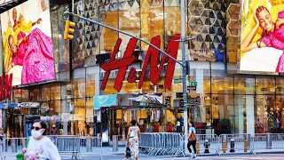 H&M: What Is Clothing Retailer's Approach to Re-Opening Stores