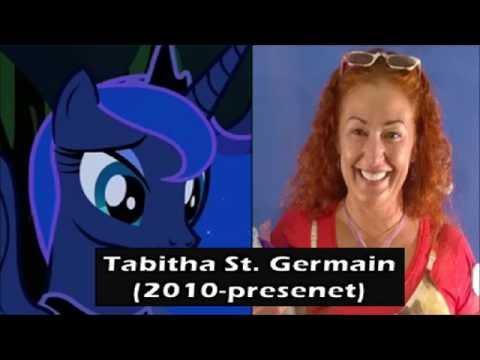 Comparing Voices Of Princess Luna
