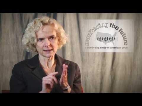 NIDA Director Dr. Nora Volkow discusses 2015 MTF survey results: Tobacco & e-Cigs