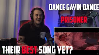 Metal Drummer Reacts to Dance Gavin Dance | Prisoner |