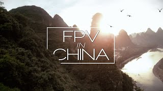 RIDING CHINA IN FPV - The Art Of Flying