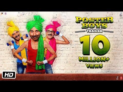Download Poster Boys – Official Trailer | Sunny Deol | Bobby Deol | Shreyas Talpade HD Video