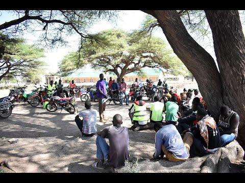 Men Engage Kenya Network trains Isiolo men on prevention of Gender-Based Violence