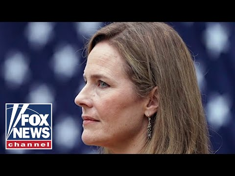 Dem senators refusing to meet with Judge Amy Coney Barrett