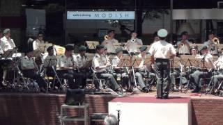 エル・キャピタン(J.P.スーザ):陸上自衛隊中央音楽隊  HD