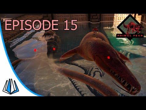 Taming Dark Megaraptor Apex Dragon Ark Primal Fear Ep16