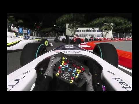 F1 2009 (rFactor 2) Singapore Grand Prix Round 14  90% difficulty