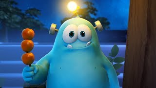 Spookiz | A Gift For You | 스푸키즈 | Funny Cartoon | Kids Cartoons | Videos for Kids