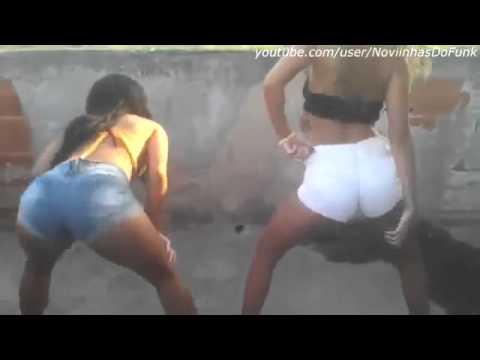 Duas novinha gostosa Dançando Funk