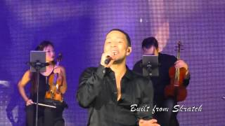 Formula One 2014 - F1 Singapore Grand Prix - John Legend - Maxine
