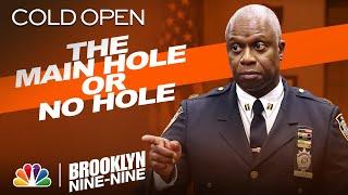 Cold Open: Holt Doesn't Believe in Loopholes - Brooklyn Nine-Nine