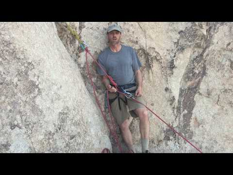 How to perform a belay escape