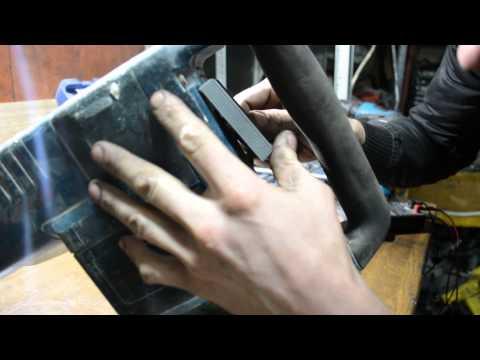 Ремонт отбойного молотка Bosch GSH 11E