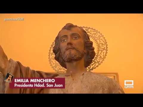 Villarta de San Juan honra a su patrón - Ancha es CLM - CMM