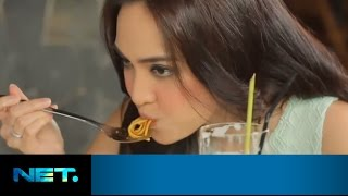 Shandy Aulia & Denny - Hot Spaghetti Bolognese | Chefs Table | Chef Chandra | NetMediatama