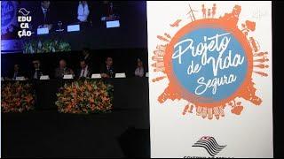 Educação firma parceria com o projeto de Vida Segura