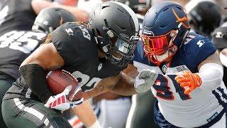 Orlando Apollos Vs. Birmingham Iron | AAF Week 5 Game Highlights