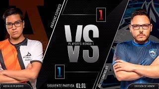Anáhuac Esports VS ARCTIC GAMING MX | Cuartos de final | División de Honor 2019- Apertura Playoffs | Mapa 2