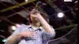Tiro de Gracia - Juego verdadero (En Vivo Canal Rock & Pop) - 1996