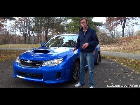 Review: 2013 Subaru WRX