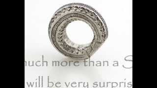 African Silver Rings | Ethnic Jewelry | A World Of Rings | African Jewelry | Tuareg Silver Ring