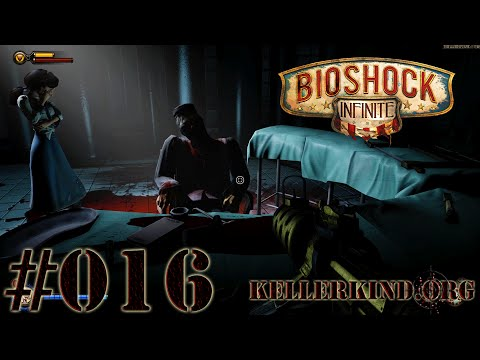 Bioshock Infinite [HD|60FPS] #016 - The Good Time Club ★ Let's Play Bioshock Infinite