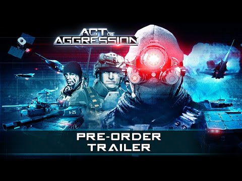 Act of Aggression Steam Key GLOBAL - video trailer