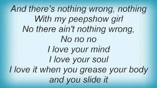 Stephen Lynch - In Defense Of A Peepshow Girl Lyrics